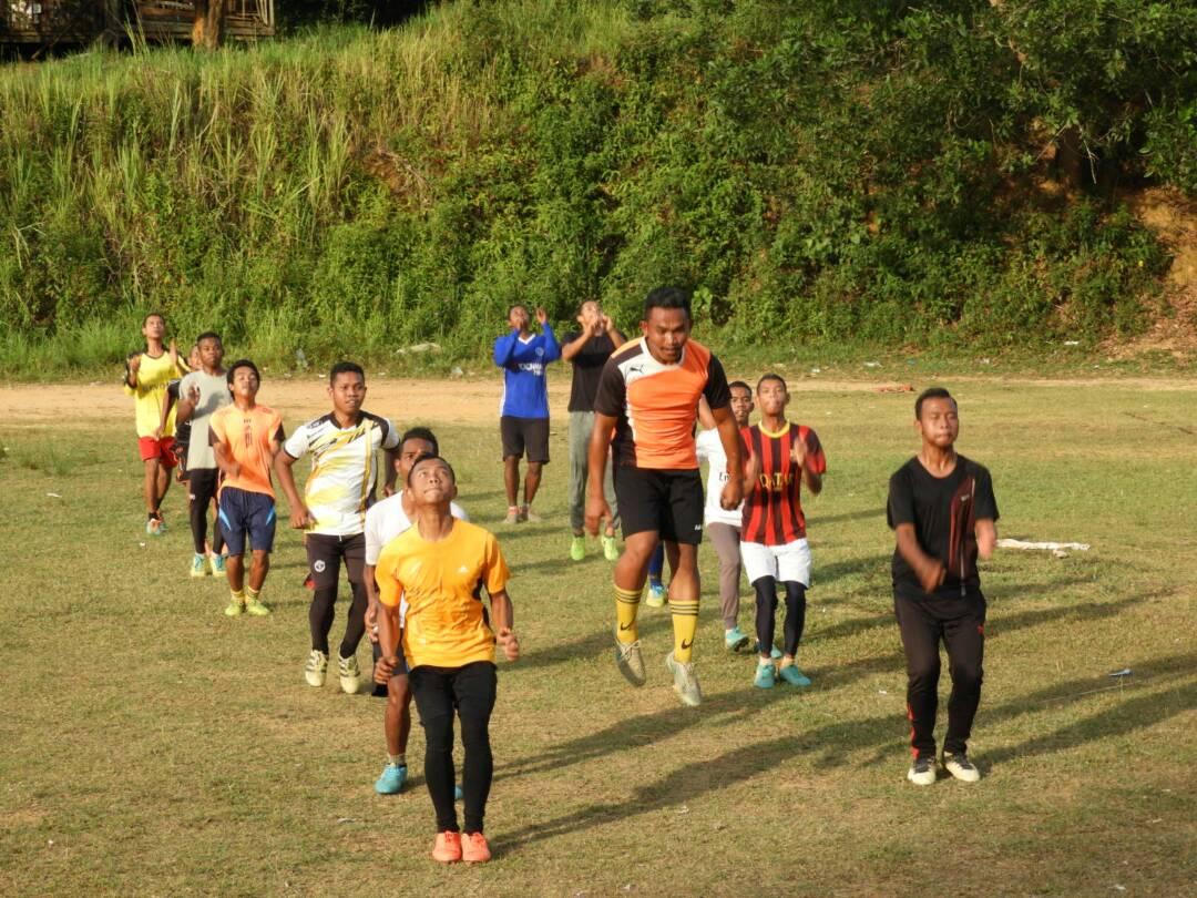BHF Gandingi Pasukan Banun FC Orangasli