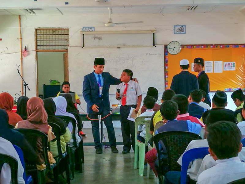 Kursus Kepimpinan Pengawas Sekolah Angkat HALUAN