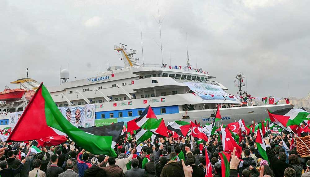 Memperingati 8 Tahun Tragedi Mavi Marmara