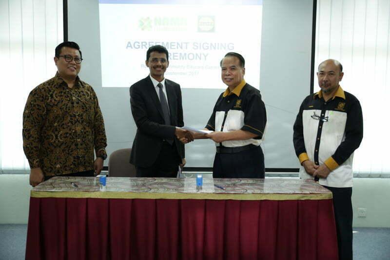 HALUAN Meterai Perjanjian Program Pendidikan Komuniti Rohingya