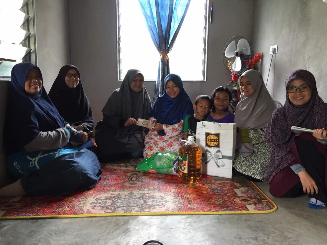 HALUAN Rai Asnaf Ziarah Ramadhan