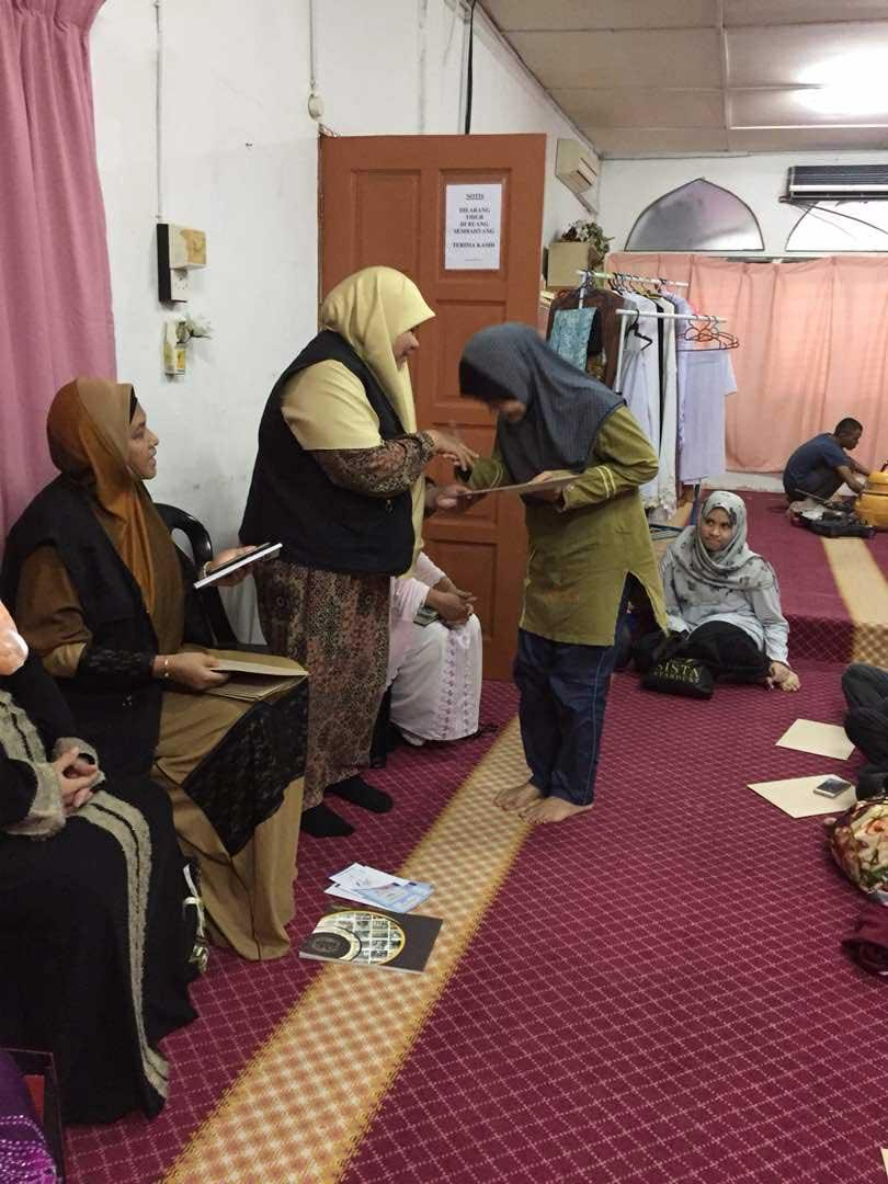 """Program """"Asnaf Dihatiku"""" Di Seluruh Malaysia"""
