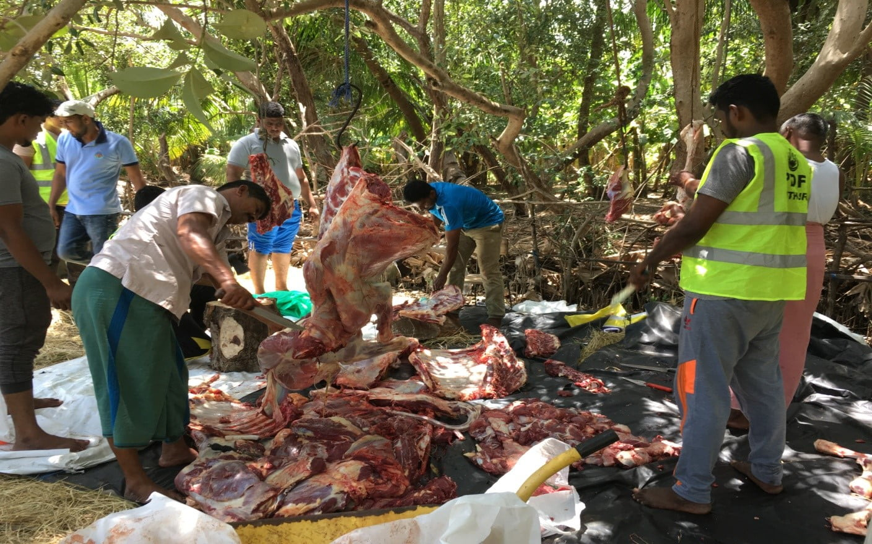 Korban Sri Lanka Disyukuri Rakyat Miskin