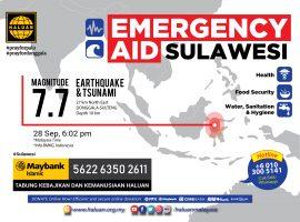 Emergency Aid Sulawesi