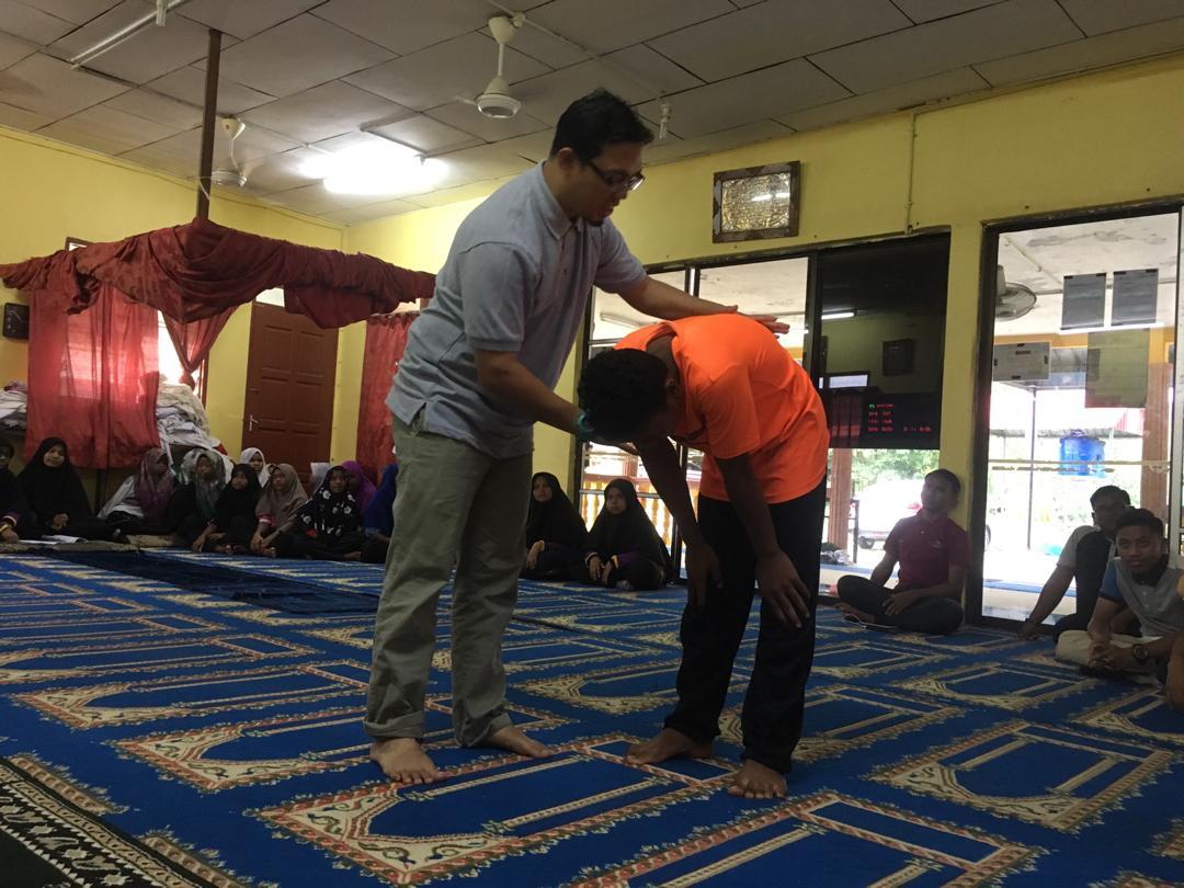 Kem Smart Solat Sg Raba, Perak