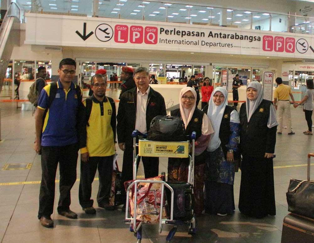 Presiden HALUAN Sertai Misi Kemanusiaan Sulawesi