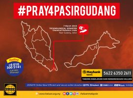 Emergency Aid Pasir Gudang