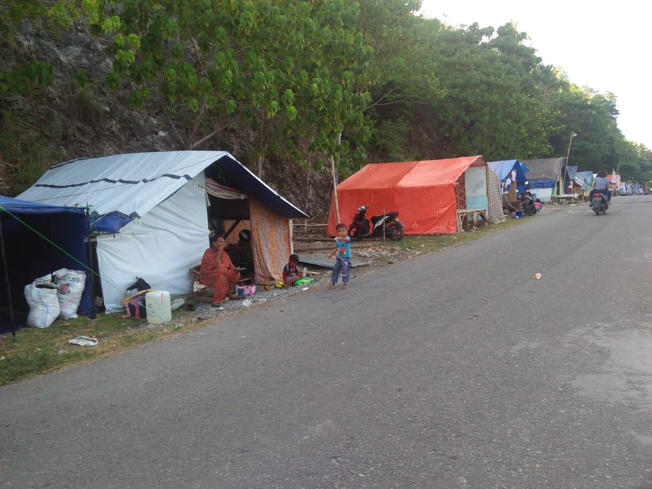 Pemulihan Mangsa Tsunami Donggala Amat Perlahan