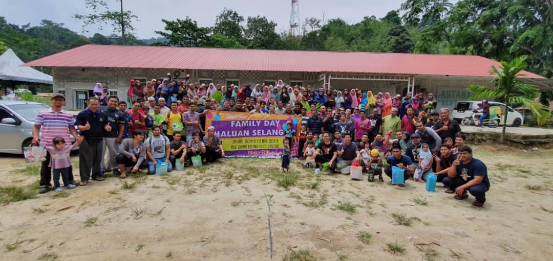 Hari Keluarga HALUAN Selangor Erat Silaturahim Sesama Ahli