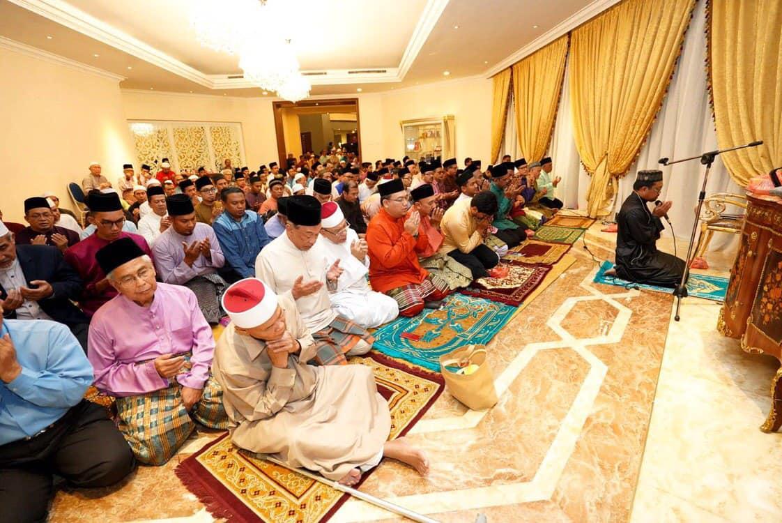 HALUAN Dan NGO Islam Hadir Majlis Berbuka Puasa Bersama YAB Timbalan Perdana Menteri