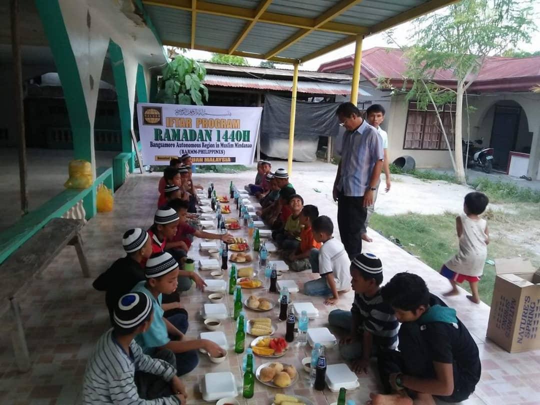 Syiar Ramadan HALUAN Sampai ke Mindanao