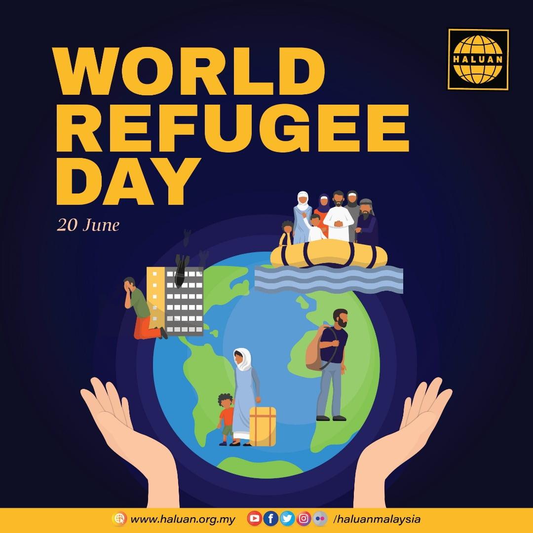 Statistik Sedih Sempena Hari Pelarian Sedunia