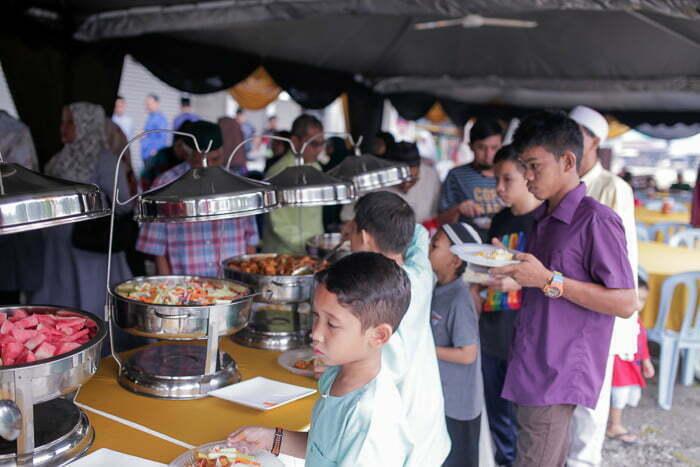 Sederhana Sambutan Aidilfitri HALUAN Selangor