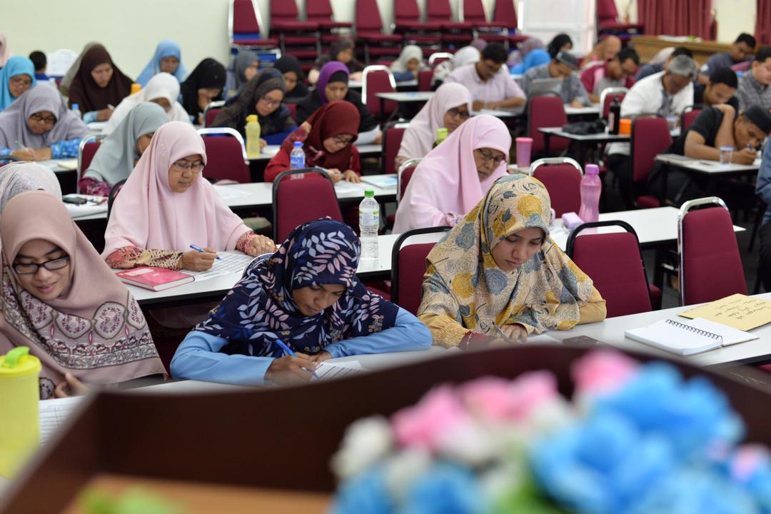 HALUAN Perkasa Institusi Keluarga Muslim