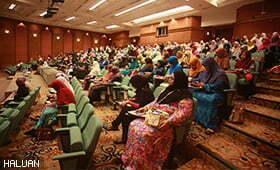 Pendidikan Awal Kanak-kanak Warnai Konvensyen Wanita HALUAN