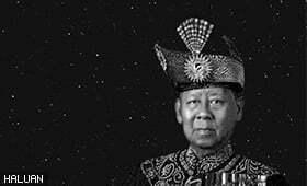 Sembah Takziah di Atas Kemangkatan DYMM Sultan Kedah