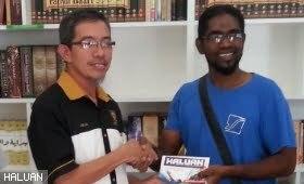 HALUAN Pulau Pinang dan KHF Ziarah Takziah ke IPSI