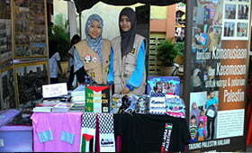 Hari Keusahawanan Sekolah Raja Muda Cakna Palestin