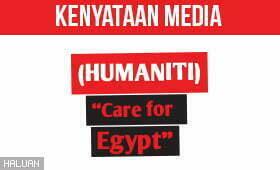KENYATAAN MEDIA: HUMANITI Kecam Hukuman Mati 529 Aktivis