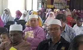 Halakah Keluarga HALUAN Zon Timur Diperkasa