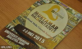 Spiritual, Intelektual Teras Muktamar HALUANITA 2015