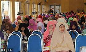 Biro HALUANITA Johor Anjur Seminar Muhasabah Cinta