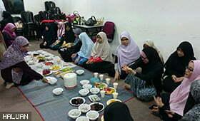 HALUAN PJ Iftar Bersama