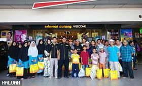 Anak Yatim & Miskin Di Bulan Ramadhan
