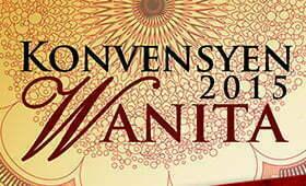 Jom ke Konvensyen Wanita 2015 – Percuma 22 November Ini