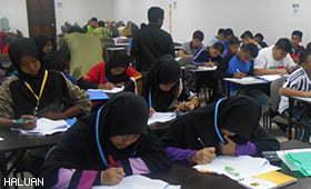 HALUAN-EPU Lancar Matematik Untuk Anak Yatim
