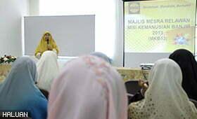 Relawan MKB13 Bersemangat Untuk Terus Berbakti