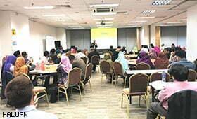 NADMA Jemput HALUAN Latih Kaunselor Tangani Bencana