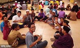 Menggapai Redha Ilahi Bersama Pelajar SMK Nenasi Pekan