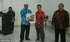 HALUAN Pahang Raih Anugerah Gerai Pameran Terbaik NGO