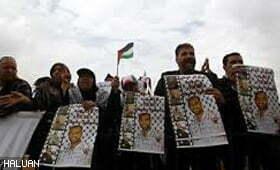 4,800 Rakyat Palestin Di Penjara Zionis