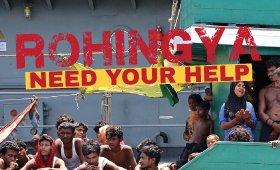 Bantu Misi Food Flotilla untuk Rohingya