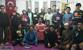Seminar Cakna Ummah (SCAM) Syria & Turki