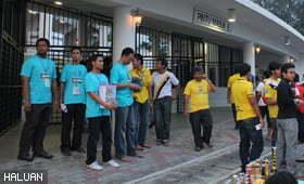 Anak Muda Berjiwa Cakna Gegarkan Stadium Perak