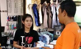 KHF & RISE Sertai Street Dakwah P. Pinang