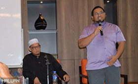 HALUAN JB Tanyalah Ustaz