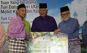 UTeM Sumbang Untuk Rohingya