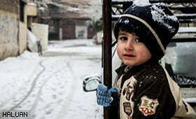 HALUAN Rayu Masyarakat Bantu Kempen Warmth4Syria