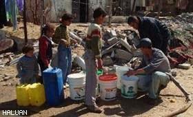 Bekalan Air – Senjata Zalim Zionis Yang Ingin Terus Disorok