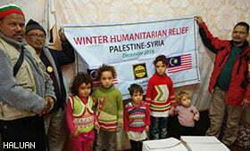 Anak Pelarian Syria Tetap Diasuh Quran