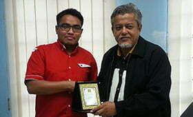 Lawatan Rasmi HALUAN Johor Ke YADIM Zon Selatan