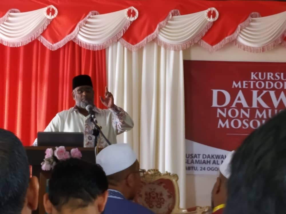 BHF Utara & HALUAN Kedah Lancar Kursus Dakwah Kepada NYMs