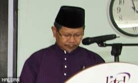 Perutusan Presiden HALUAN Malaysia Sempena Aidil Fitri 1433H