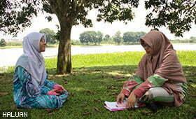 Nur Aisya Darwina – Sinar Hidayah di KOBAR 2013
