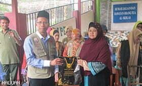 Keinsafan Ziarah Rumah Orang-Orang Tua Al-Ikhlas