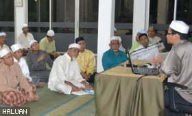 Ramadhan Tingkat Keprihatinan Jemaah Masjid An-Nur USJ4